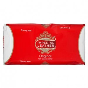 Imperial Leather Soap Bars Original Pack of 3