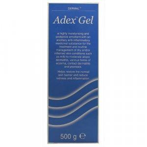 Adex Gel Moisturising Emollient 500g