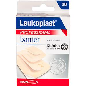 Leukoplast Professional Barrier Plasters Pack of 30