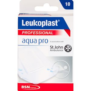 Leukoplast Professional Aqua Pro Plasters Pack of 10