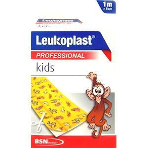 Leukoplast Professional Kids Plaster Strip 1m x 6cm
