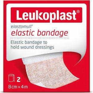 Leukoplast Elastomull Elastic Bandage 8cm x 4m Pack of 2