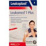 Leukoplast Leukomed T Plus Waterproof Dressing 5cm x 7.2cm Pack of 5