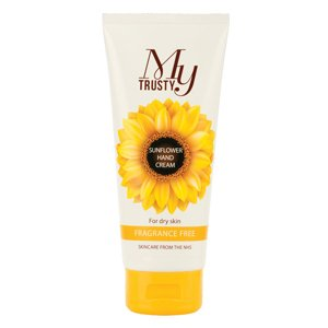 My Trusty Fragrance Free Sunflower Hand Cream 100ml