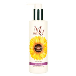 My Trusty Lavender Scented Sunflower Body Lotion 250ml