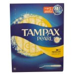Tampax Pearl Regular Tampons Pack of 18