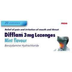 Difflam Lozenges