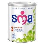 SMA Organic Follow-on Milk 800g