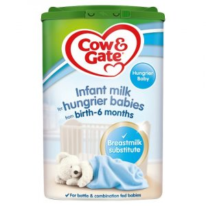 Cow & Gate Infant Milk For Hungrier Babies 800g
