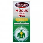 Benylin Mucus Cough Max Honey & Lemon Syrup 300ml