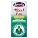 Benylin Mucus Cough Max Honey & Lemon Syrup 150ml