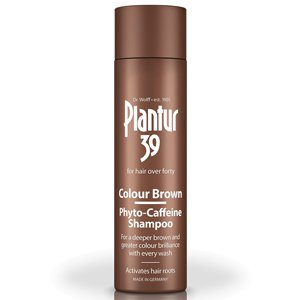 Plantur 39 Colour Brown Phyto-Caffeine Shampoo 250ml