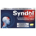Syndol Tablets Pack of 10
