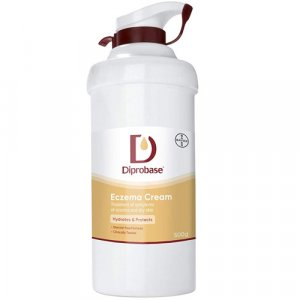 Diprobase Eczema Cream Base Pump Dispenser 500g