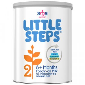 SMA Little Steps Follow-on Milk 800g