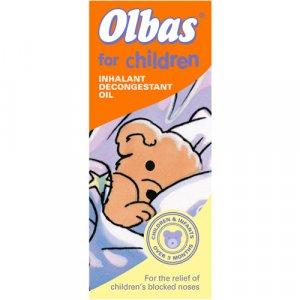 Olbas Oil For Children 12ml