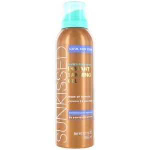 Sunkissed Cool Instant Tanning Gel
