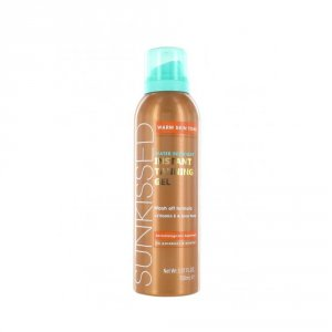 Sunkissed Warm Instant Tanning Gel