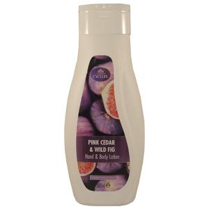 Cyclax Pink Cedar & Wild Fig Hand and Body Lotion 500ml