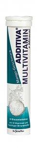 Additiva Mango Multivitamin + Mineral Effervescent Tablets Pack of 20