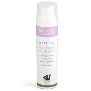 MooGoo Natural Brightening Cream 75g