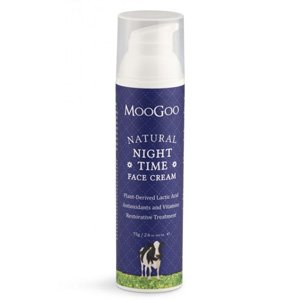 MooGoo Natural Night Time Face Cream 75g