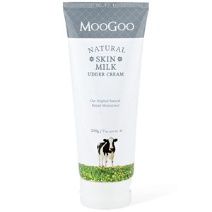 MooGoo Natural Skin Milk Udder Cream 200g