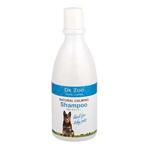 Dr Zoo Natural Calming Shampoo For Itchy Pets 500ml