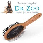 Dr Zoo Bamboo Grooming Brush