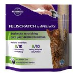 Feliway Feliscratch Pipettes for Cats Pack of 9