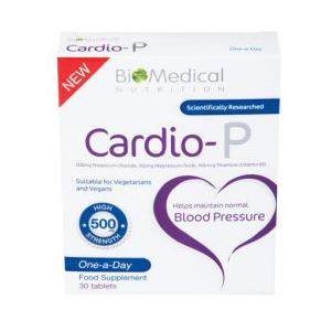 Cardio-P Tablets Pack of 30