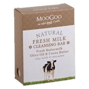 MooGoo Fresh Buttermilk Cleansing Bar 130g