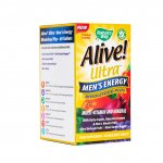 Alive! Ultra Men's Energy Tablets Pack of 60