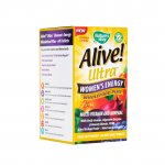 Alive! Ultra Women's Energy Tablets Pack of 60