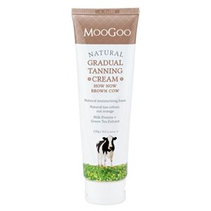 MooGoo Natural Gradual Tanning Cream 120g