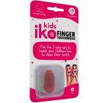 Melo iKo Kids Finger Toothbrush Strawberry