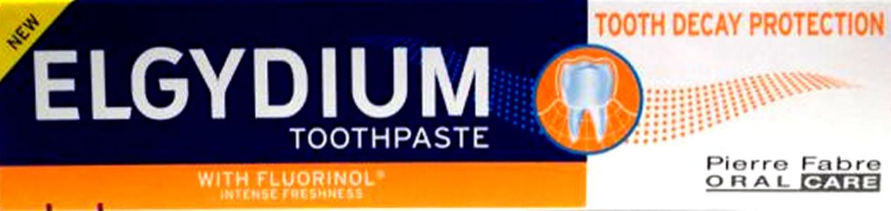 Elgydium Tooth Decay Protection Toothpaste 75ml