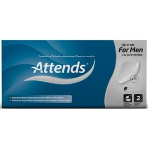 Attends For Men Level 2 Pack of 16