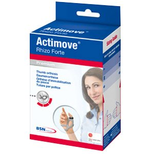 Actimove Rhizo Forte Thumb Brace Left Large