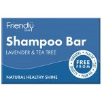 Friendly Soap Lavender & Tea Tree Shampoo Bar 95g