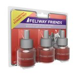 Feliway Friends Refills 48 ml Pack of 3