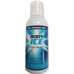 Body Ice Cooling Pain Relief Continuous Spray 120ml