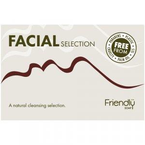Friendly Soap Facial Selection Gift Set