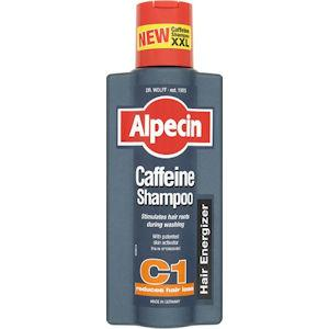 Alpecin Caffeine Shampoo C1 375ml Pack of 3