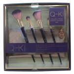 Q-KI Cosmetics Essential Brush Travel Kit