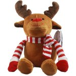 Cuddles Time Rudolph Soft Toy