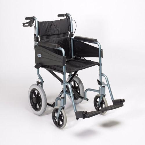 Patterson Wheelchair Escape Light Silver