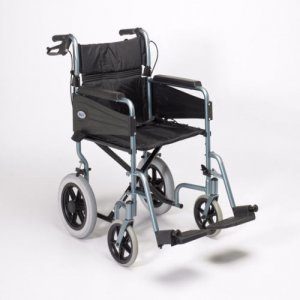 Patterson Medical Wheelchair Escape Light Silver
