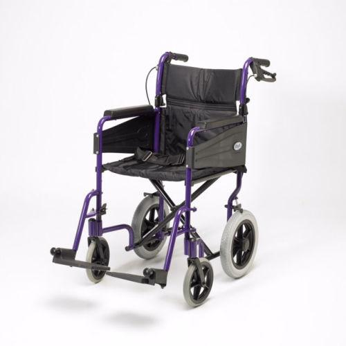 Patterson Wheelchair Escape Light Purple