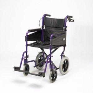 Patterson Medical Wheelchair Escape Light Purple